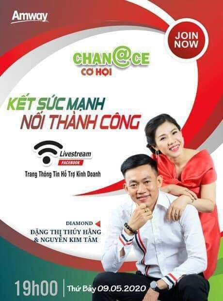 Kết Sức Mạnh, Nối Thành Công cùng Diamond Đặng Thị Thúy Hằng & Nguyễn Kim Tâm