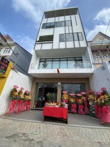 Lễ khánh thành trụ sở số 21A1 Làng Tăng Phú cách đây gần 10 ngày