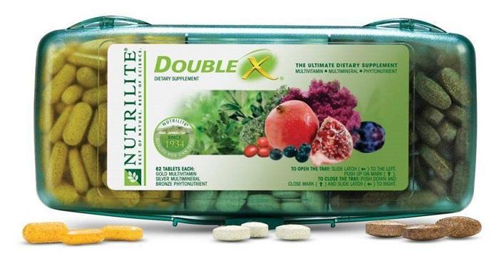 Những tác dụng của NUTRILITE DOUBLE X Cần lưu ý